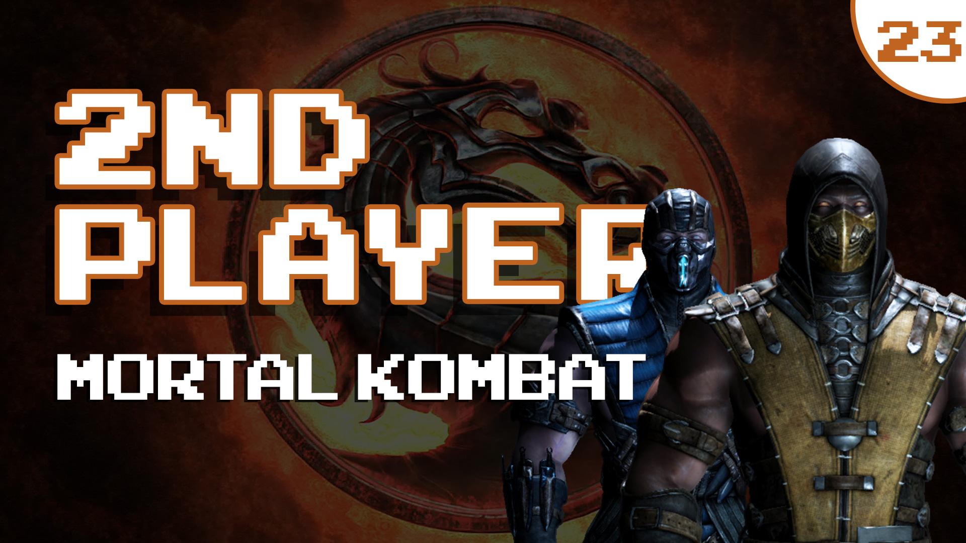 2nd Player desta semana mostra a grande evolução de Mortal Kombat