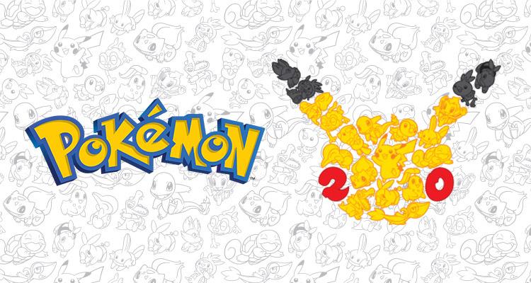 Pokémon recebe novos jogos, dispositivos e serviços