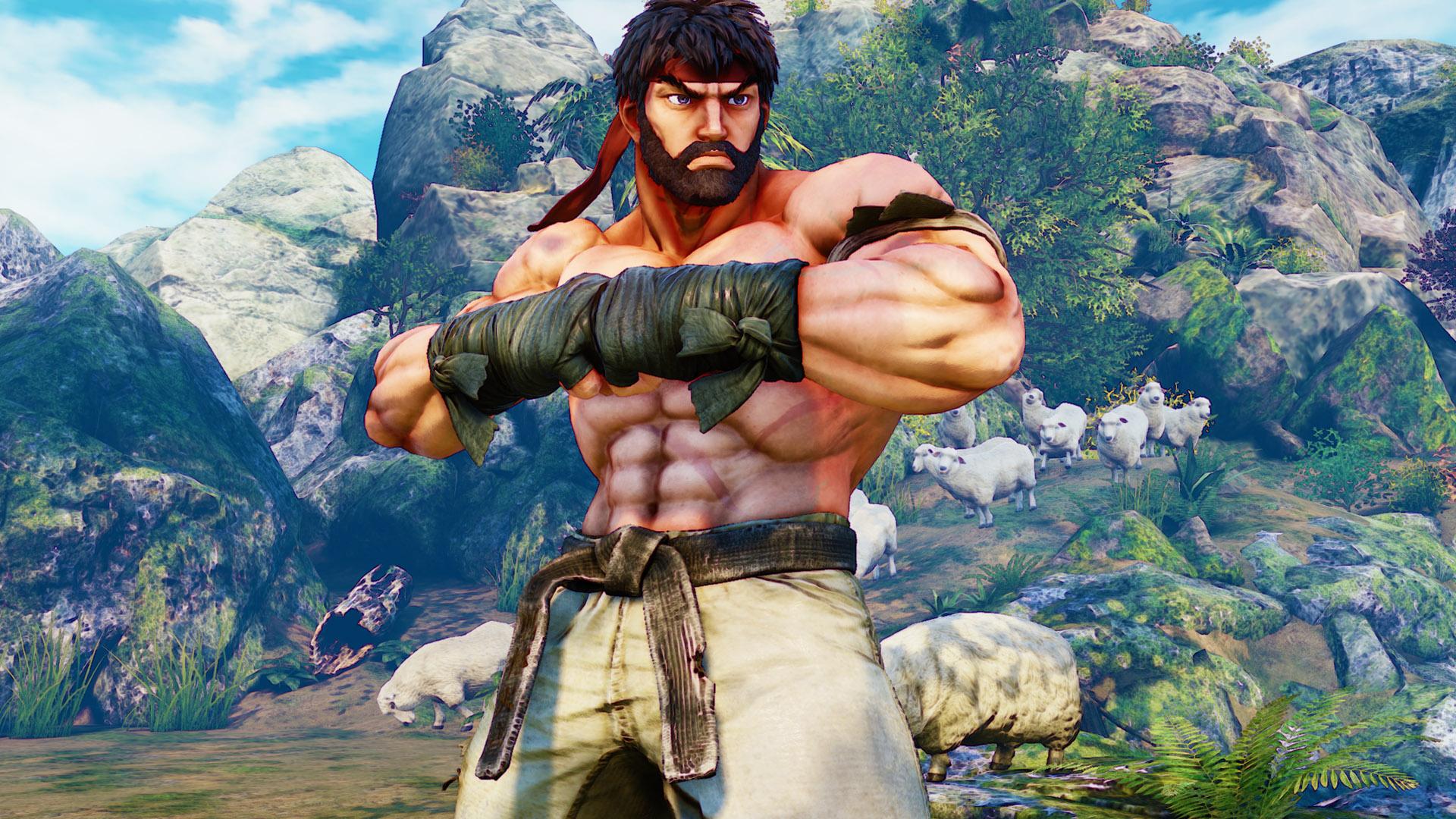 Street Fighter V chega hoje às lojas, mas existem alguns problemas