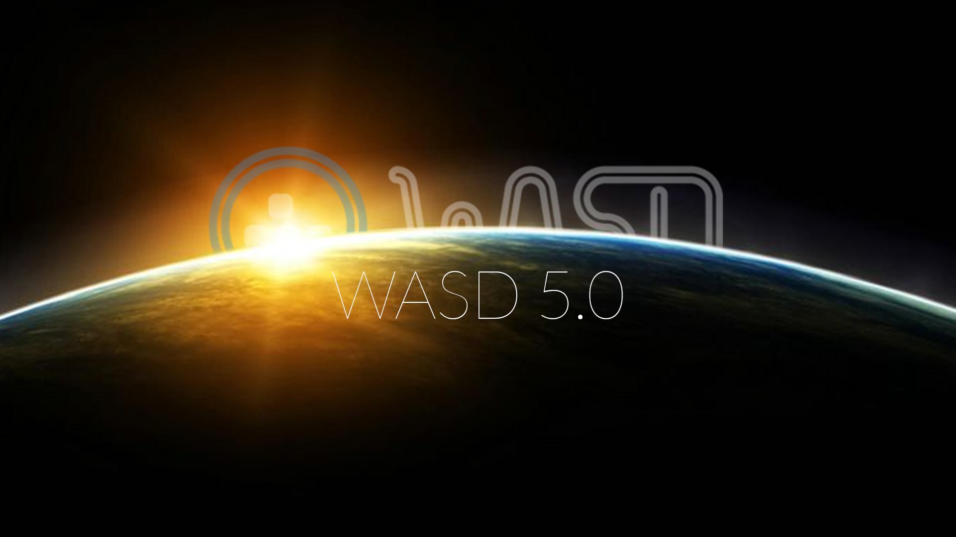 Bem vindos ao WASD 2016