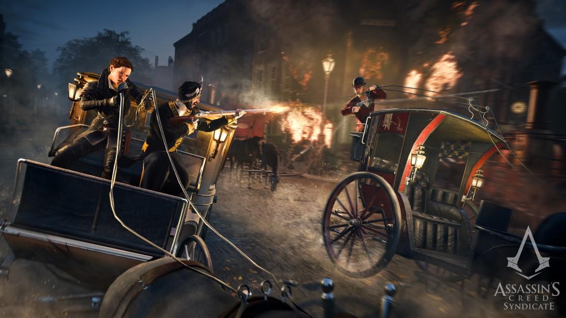Assassin's Creed Syndicate recebe novo DLC