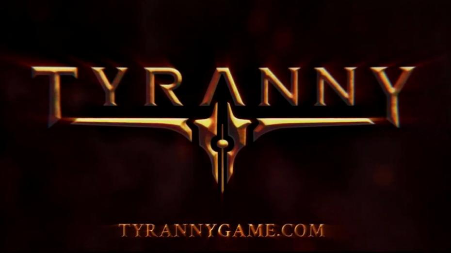 Anunciada data de lançamento para Tyranny