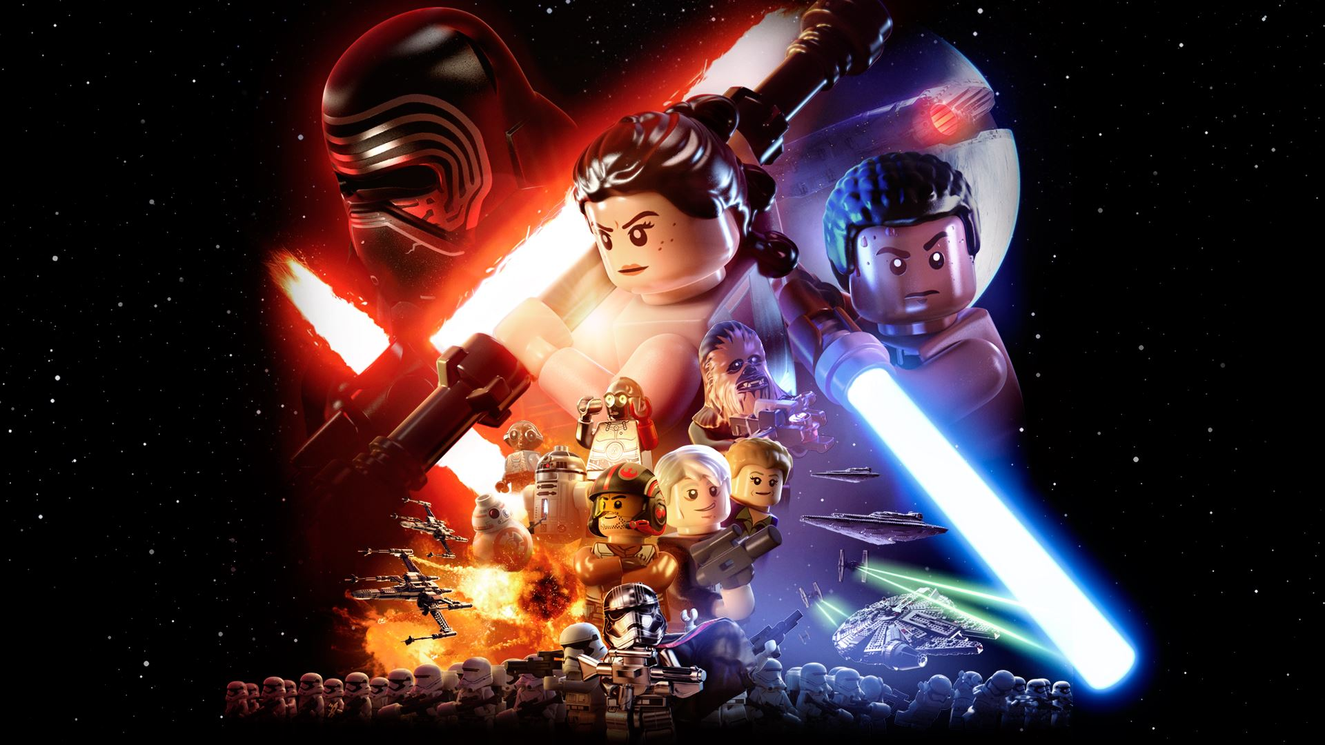 1cc57fa8baf5 Análise: LEGO Star Wars: The Force Awakens - WASD
