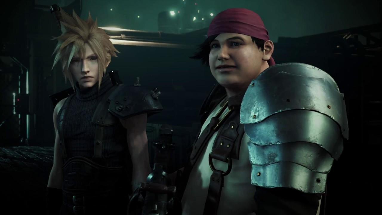 Final Fantasy VII Remake adiado para Abril