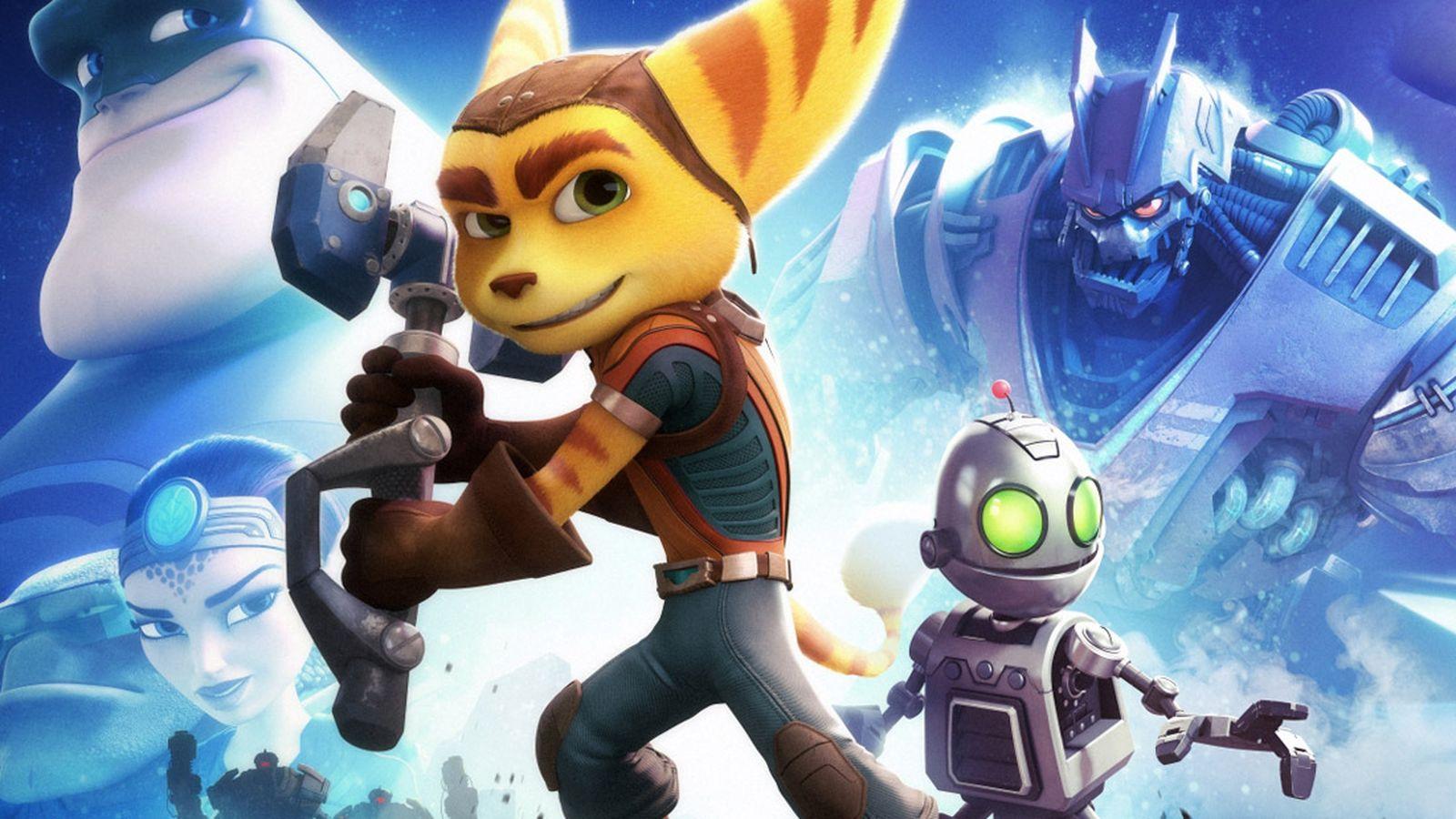 Ratchet & Clank estreia-se na PlayStation 5