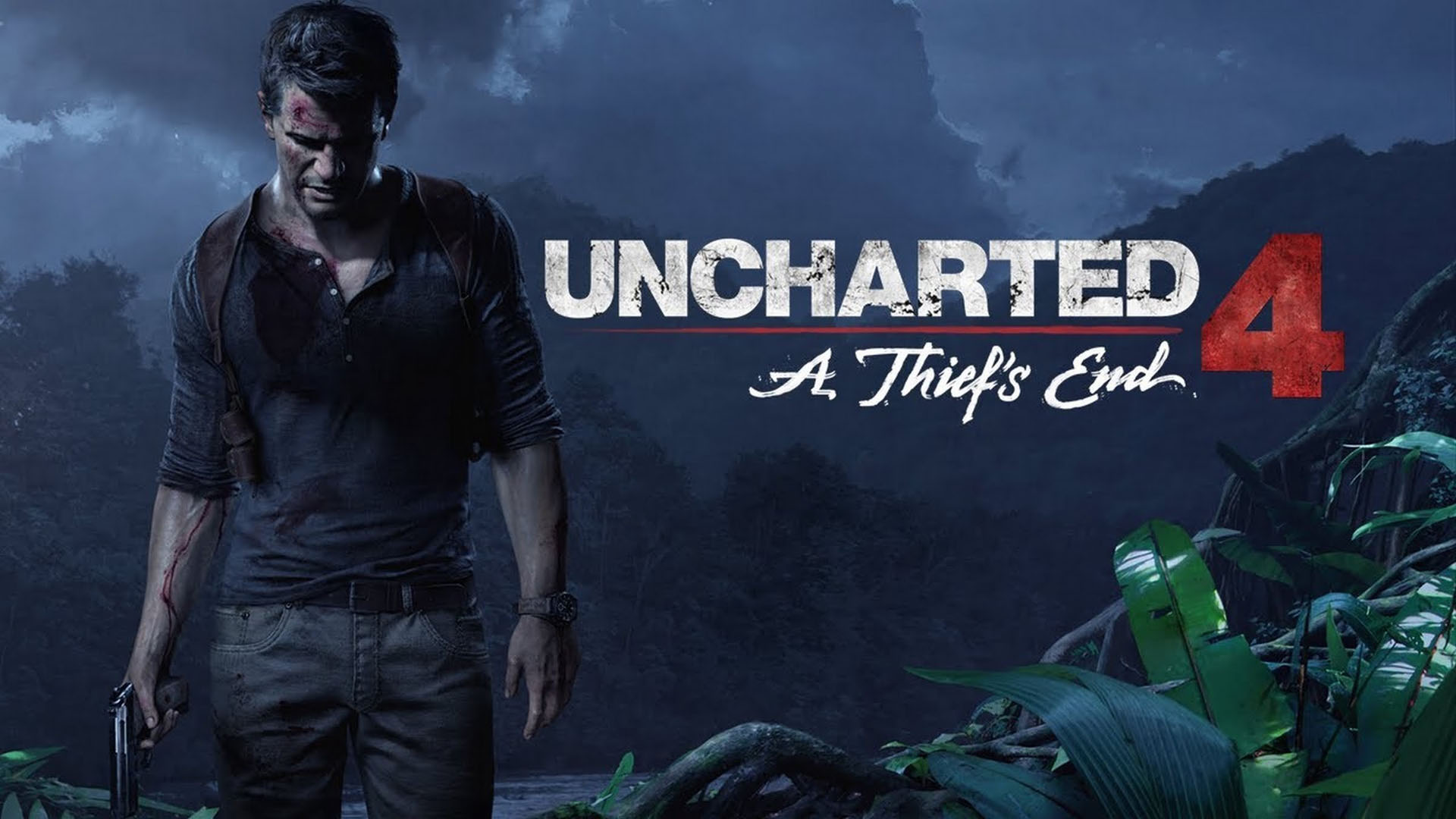 nathan drake uncharted 4 wallpaper