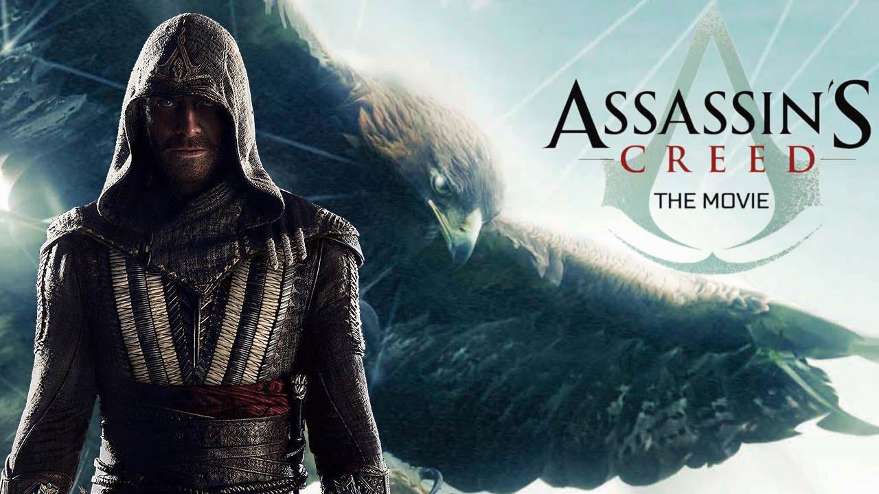 Aqui está o trailer para o filme de Assassin's Creed