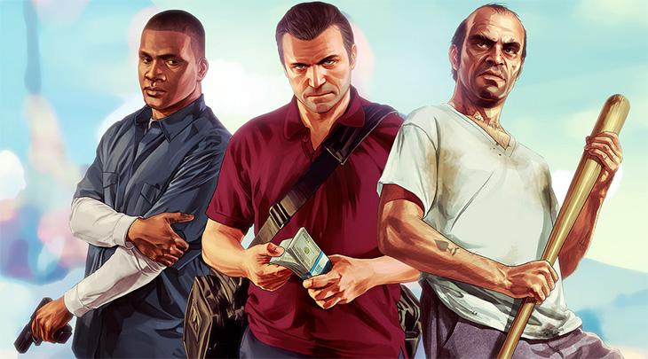 Grand Theft Auto V já vendeu mais de 65 milhões de cópias