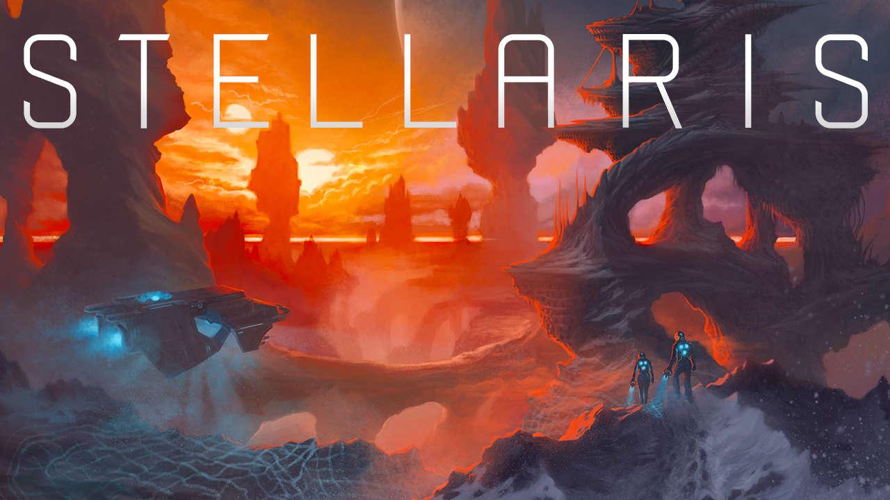 Stellaris recebe actualização Azimov em breve.