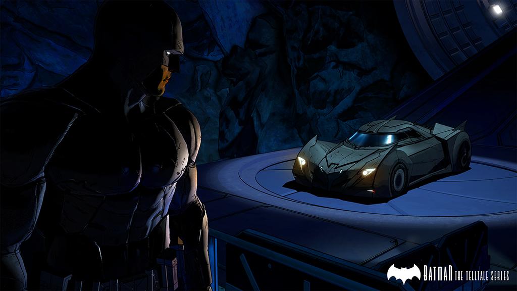 Batman – The Telltale Series terá lançamento em disco em Setembro