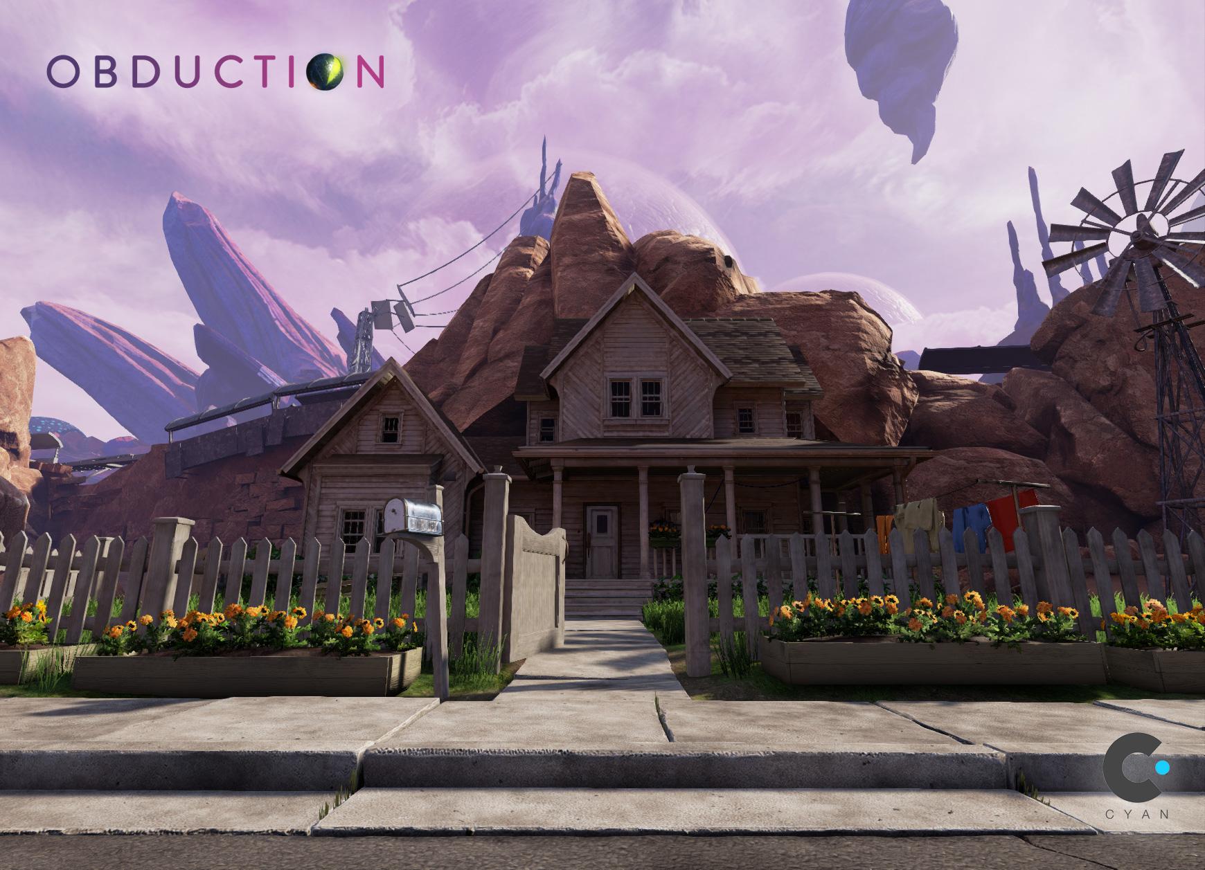 Obduction, o jogo da equipa de Myst prepara-se para chegar à PS4
