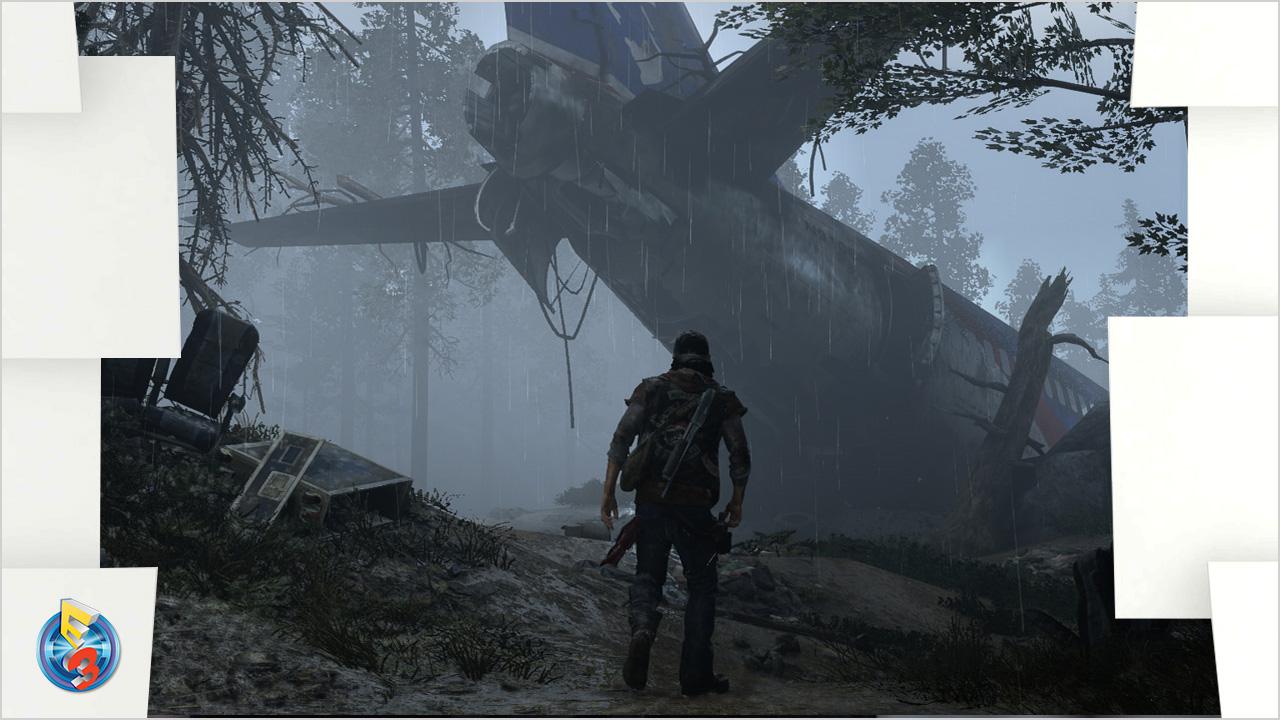 PlayStation E3 2016 – Days Gone