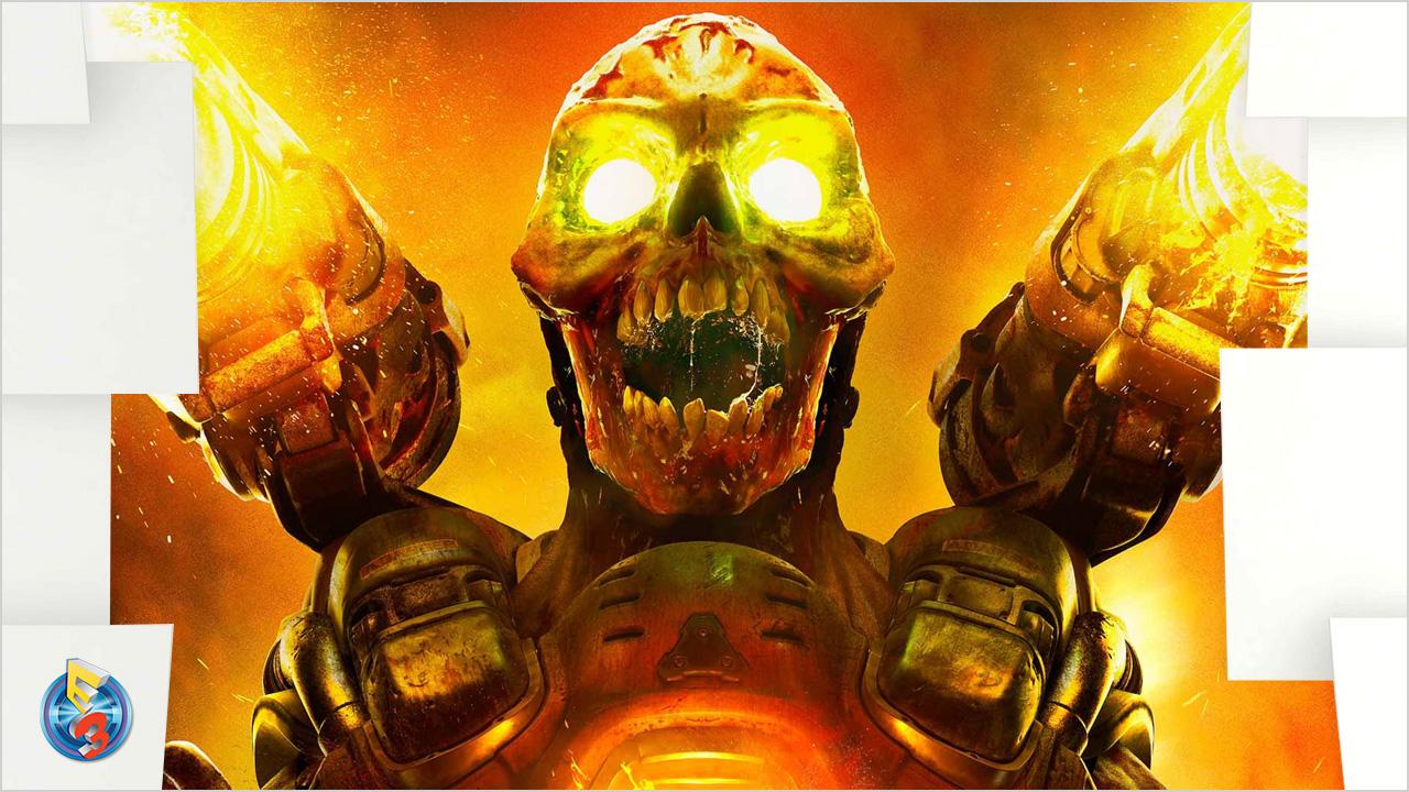 Bethesda E3 2016 – DOOM