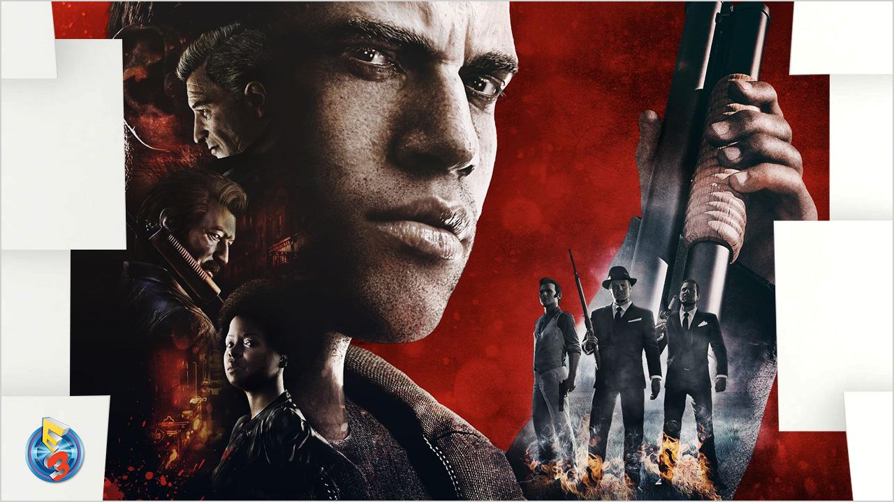 PlayStation E3 2016 – Mafia III