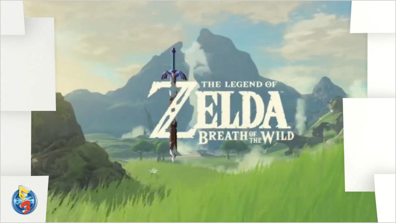 Nintendo E3 2016 – The Legend of Zelda: The Breath of the Wild