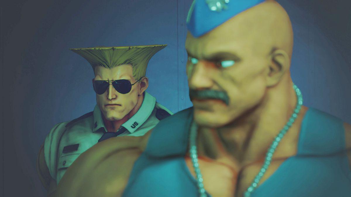 Modo história de Street Fighter V está mais próximo