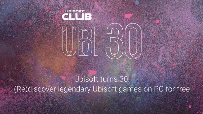 Último jogo mensal oferecido nos 30 anos da Ubisoft será Assassin's Creed III