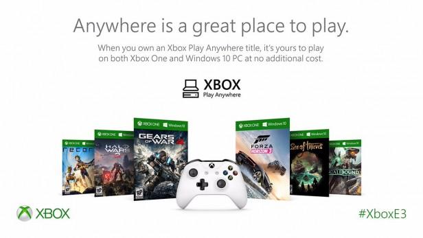 """Conheçam a lista de jogos """"Xbox Play Anywhere"""" da Xbox One e Window 10"""