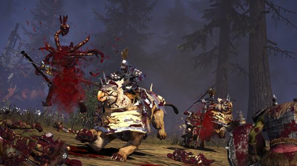 "DLC ""Blood for the Blood God"" para Total War: Warhammer"