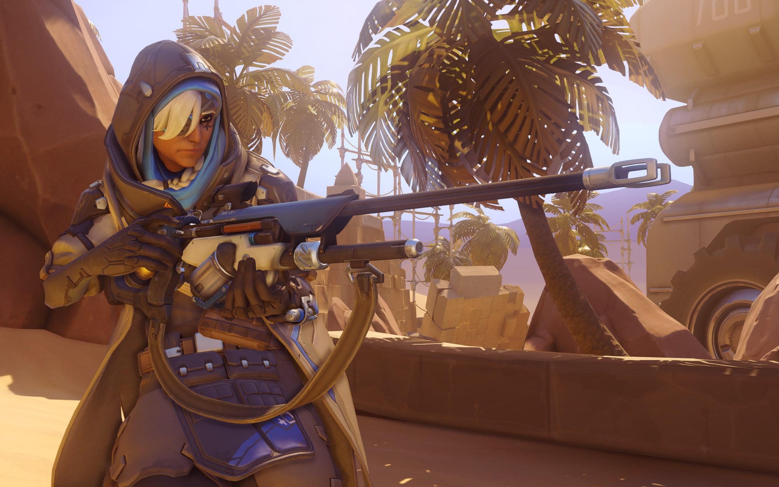 Conheçam a próxima heroína de Overwatch