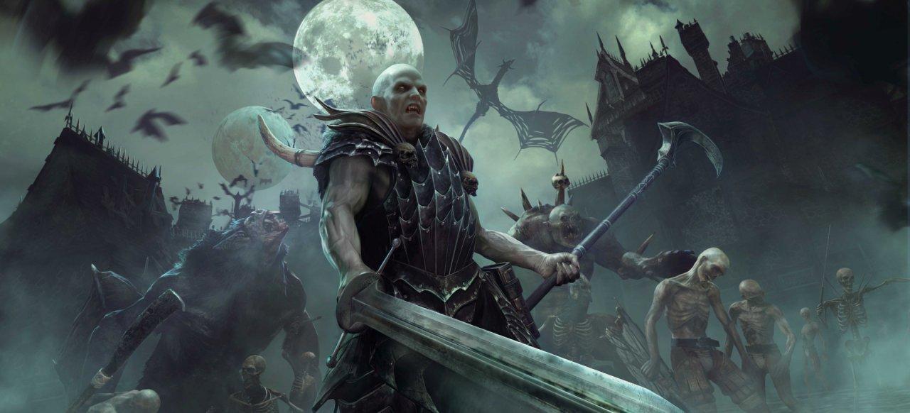 "Expansão ""The Grim & The Grave"" para Total War: Warhammer"