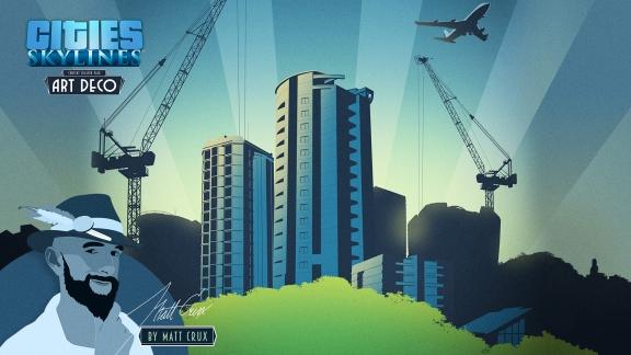 Mods de fãs compõem próximo DLC de Cities: Skylines