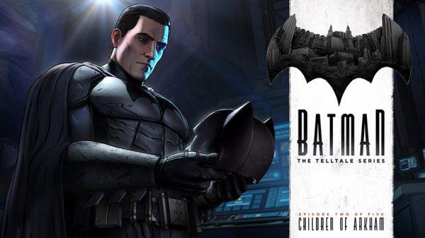 Trailer para o segundo episódio de Batman: The Telltale Series