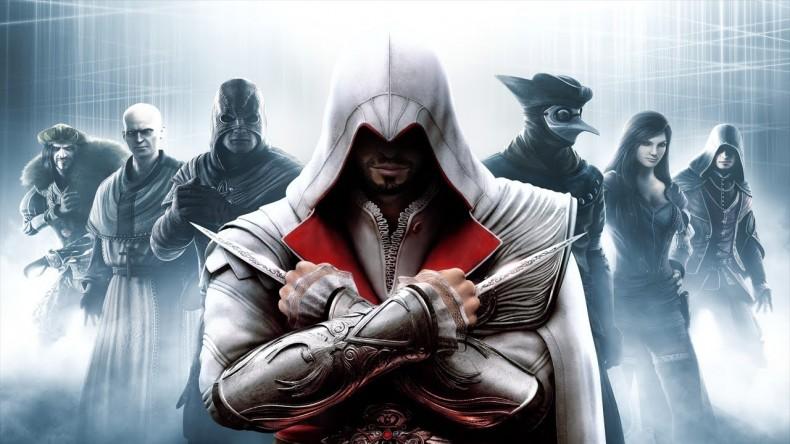 O melhor de toda a série em Assassin's Creed: The Ezio Collection