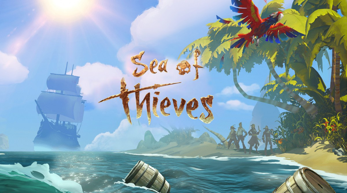 Novo trailer e data de lançamento para Sea of Thieves