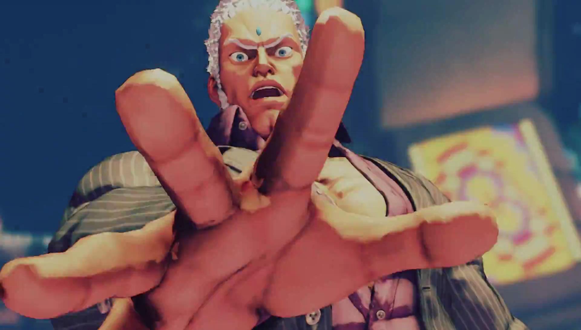Urien chega com a nova actualização para Street Fighter V