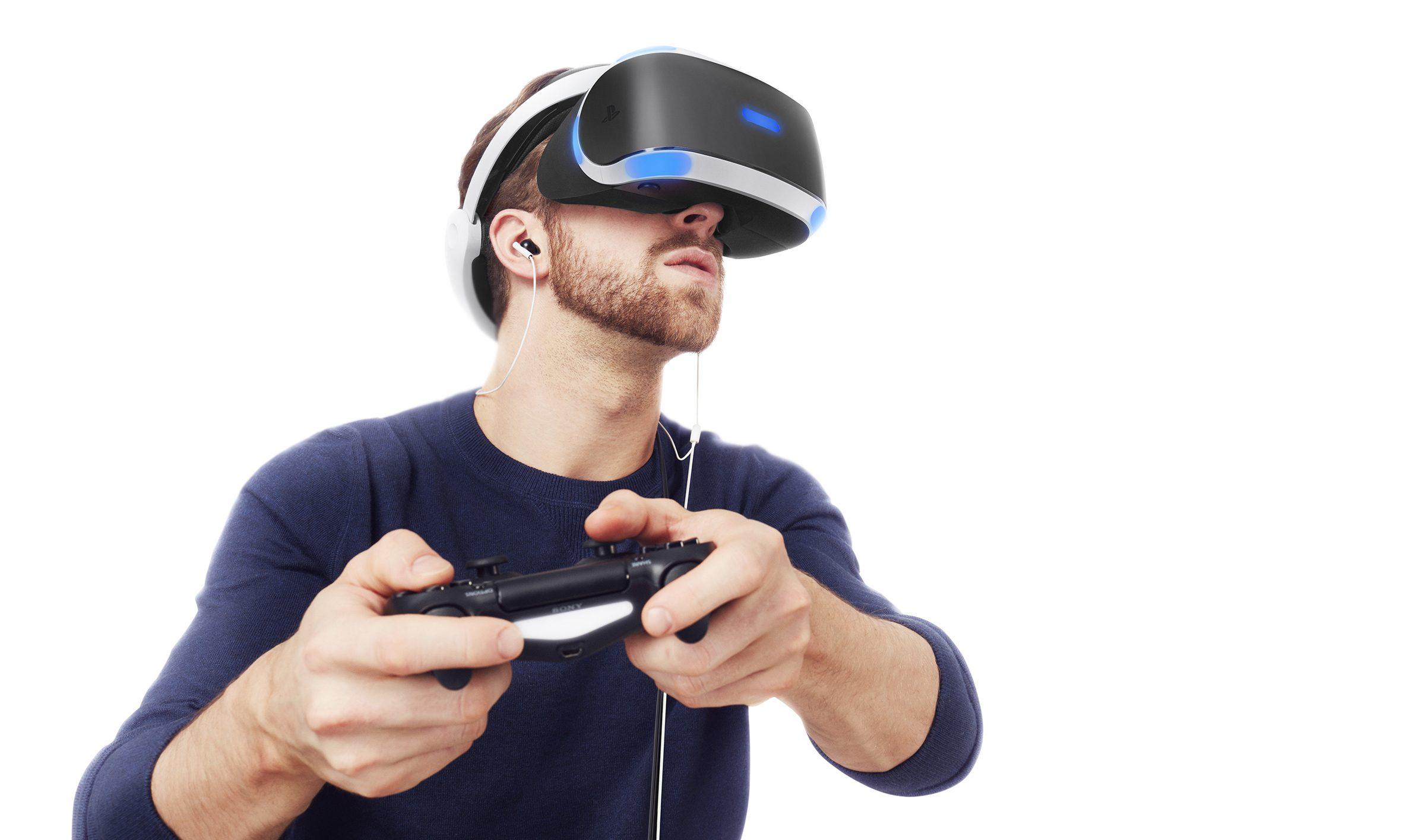 Sony anuncia o PSVR 2 para a PlayStation 5