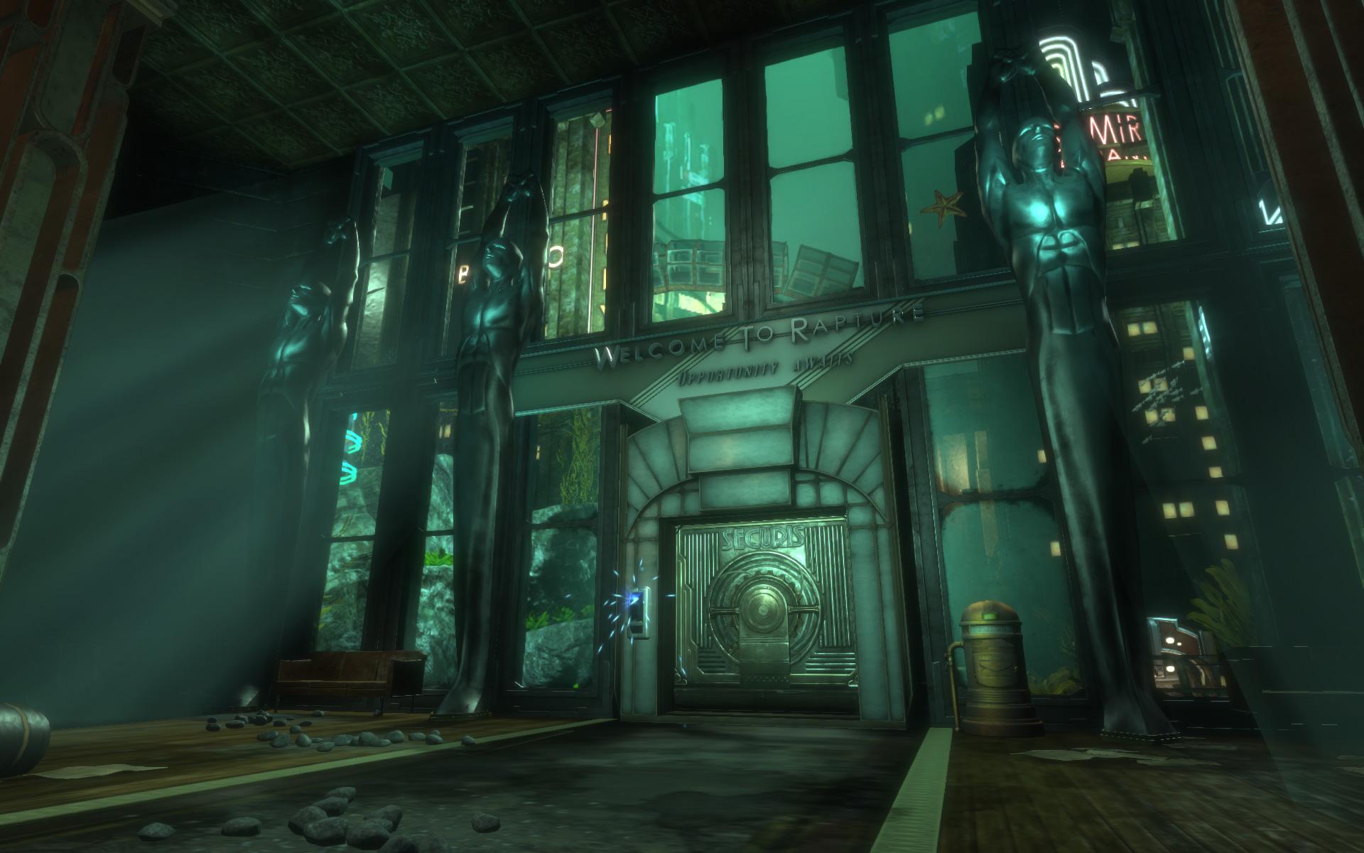 Novo estúdio da 2K fica responsável pela franquia Bioshock