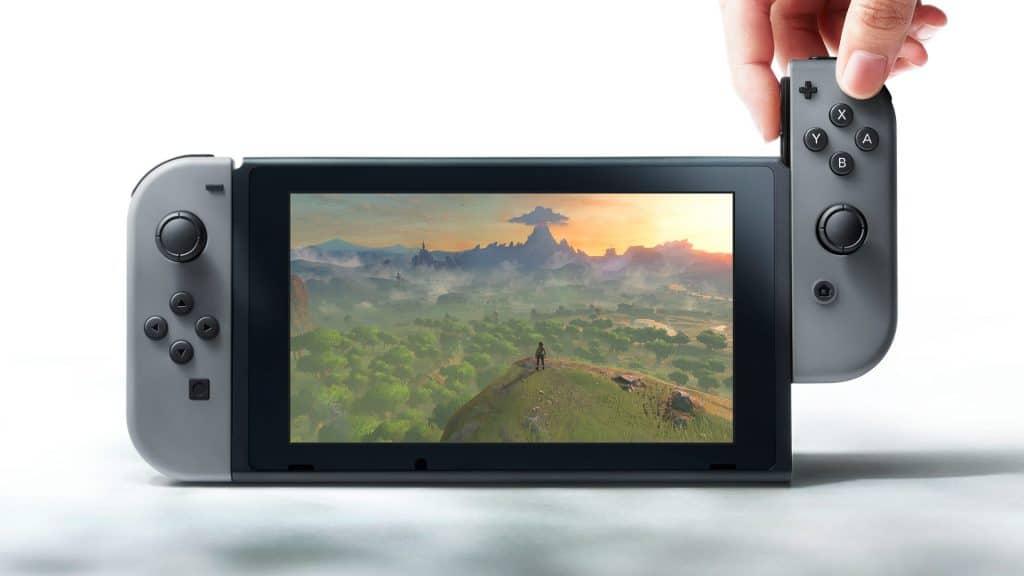 Nintendo Switch demonstrada ao vivo no programa de Jimmy Fallon