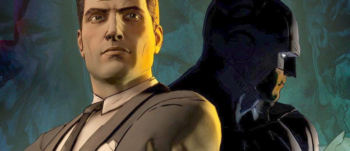 Trailer para terceiro episódio de Batman: The Telltale Series
