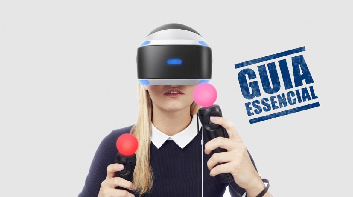 Tudo o que precisas de saber sobre o PlayStation VR