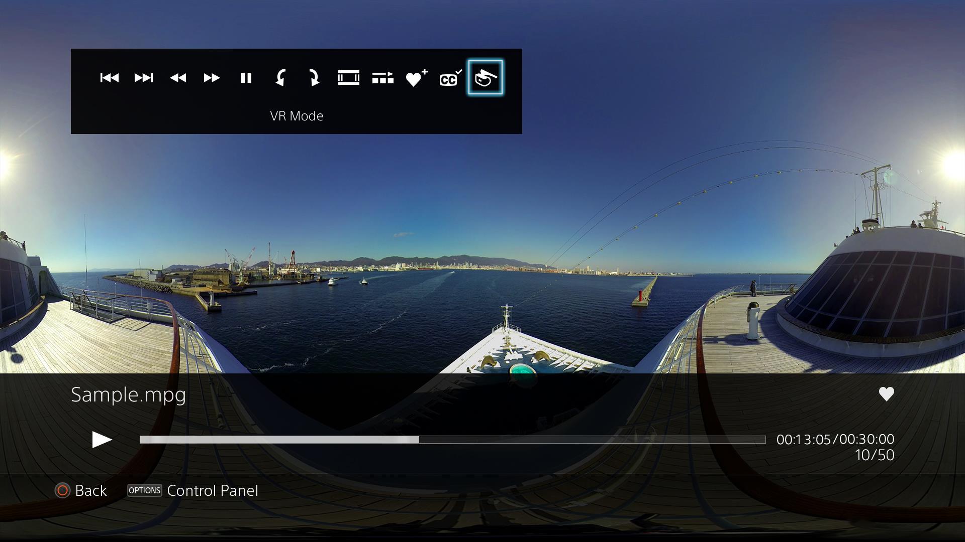 PlayStation 4 recebe nova actualização para vídeos em 360º