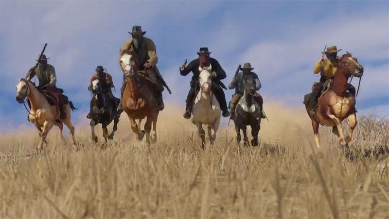 Eis o primeiro trailer de Red Dead Redemption 2
