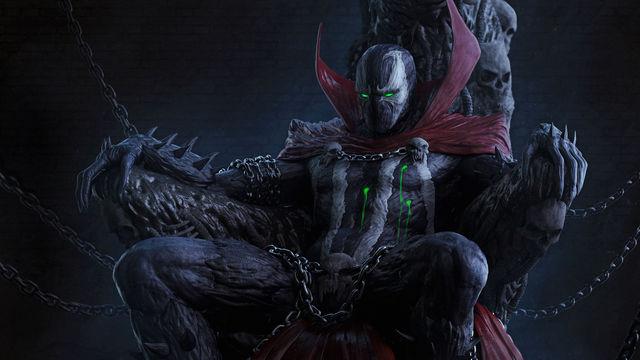 Spawn prepara-se para chegar a Mortal Kombat 11