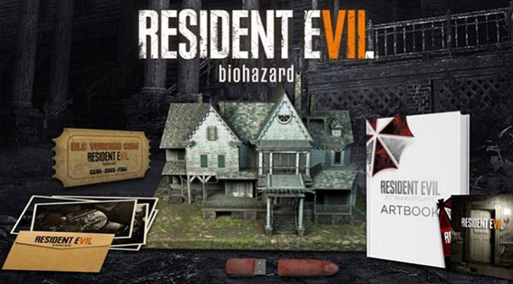 Resident Evil 7 recebe Edição de Coleccionador mas não inclui o jogo