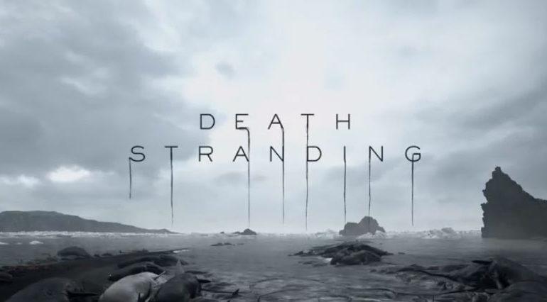 Os estranhos trailers de Death Stranding na Gamescom 2019