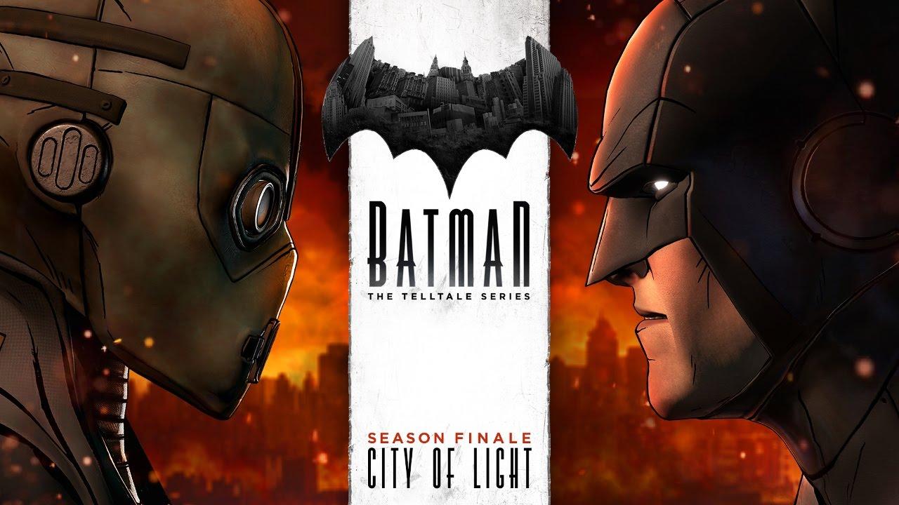 Último Episódio para Batman: The Telltale Series