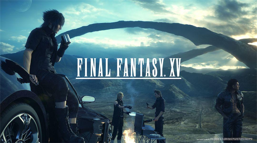 Final Fantasy XV vai chegar ao PC