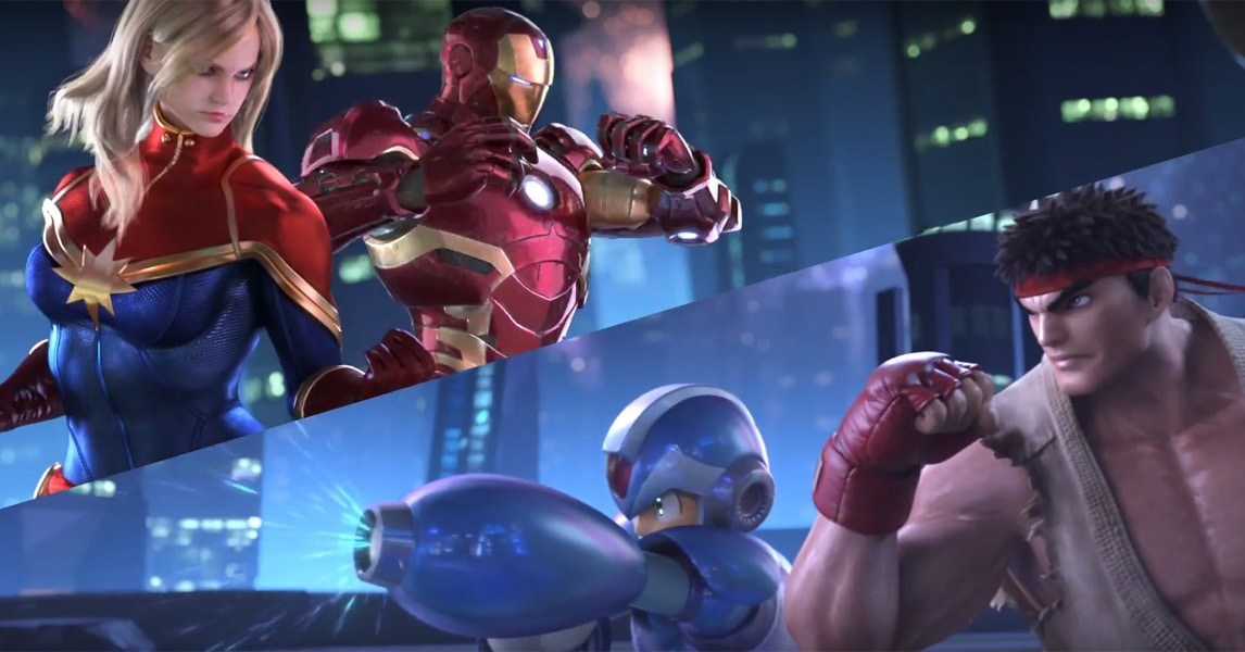 Marvel vs Capcom: Infinite com trailer de jogabilidade
