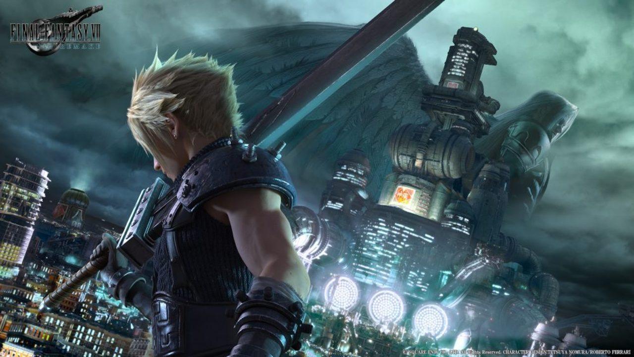 Novo trailer de Final Fantasy VII Remake