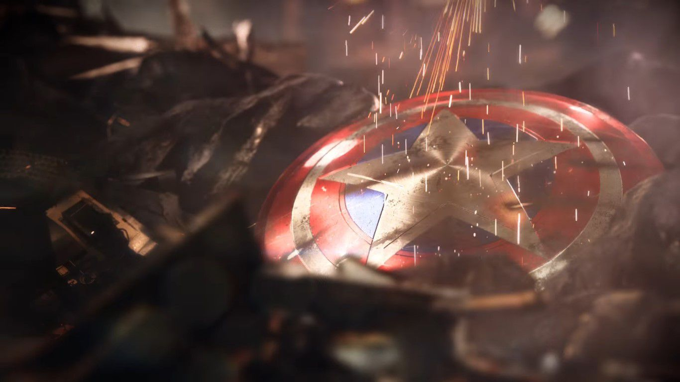 Marvel e Square Enix anunciam The Avengers