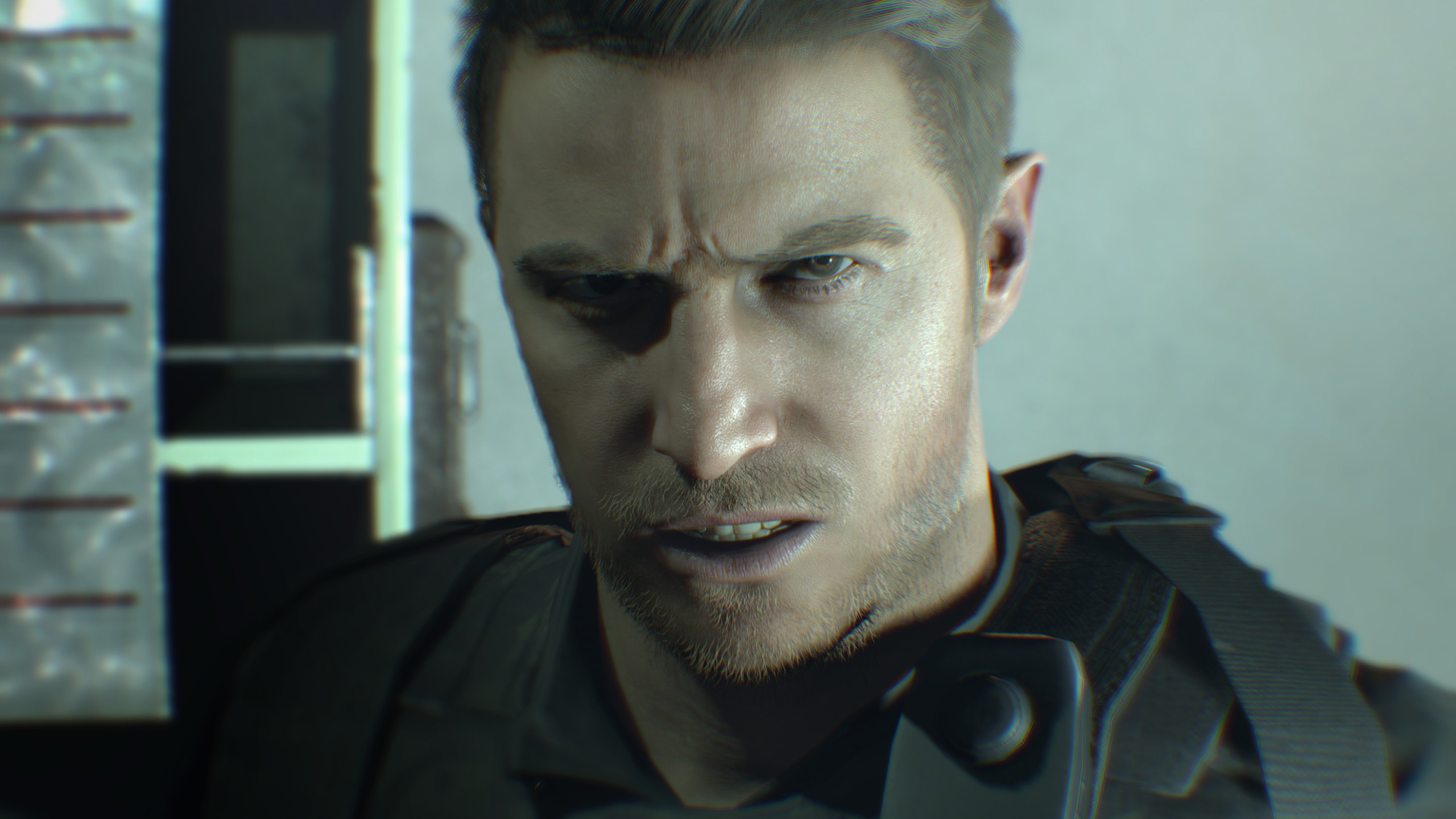 Chris Redfield confirmado no DLC de Resident Evil 7