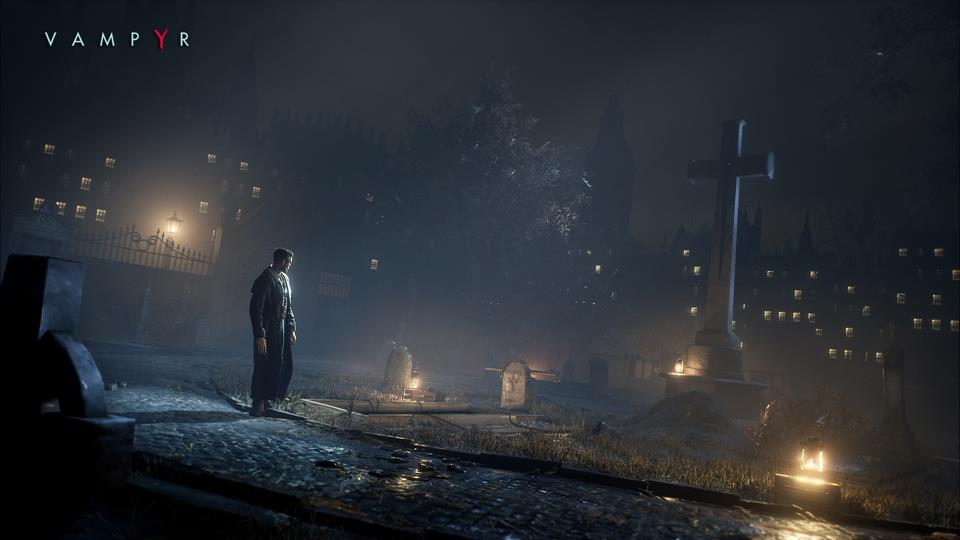 Requisitos da versão PC de Vampyr