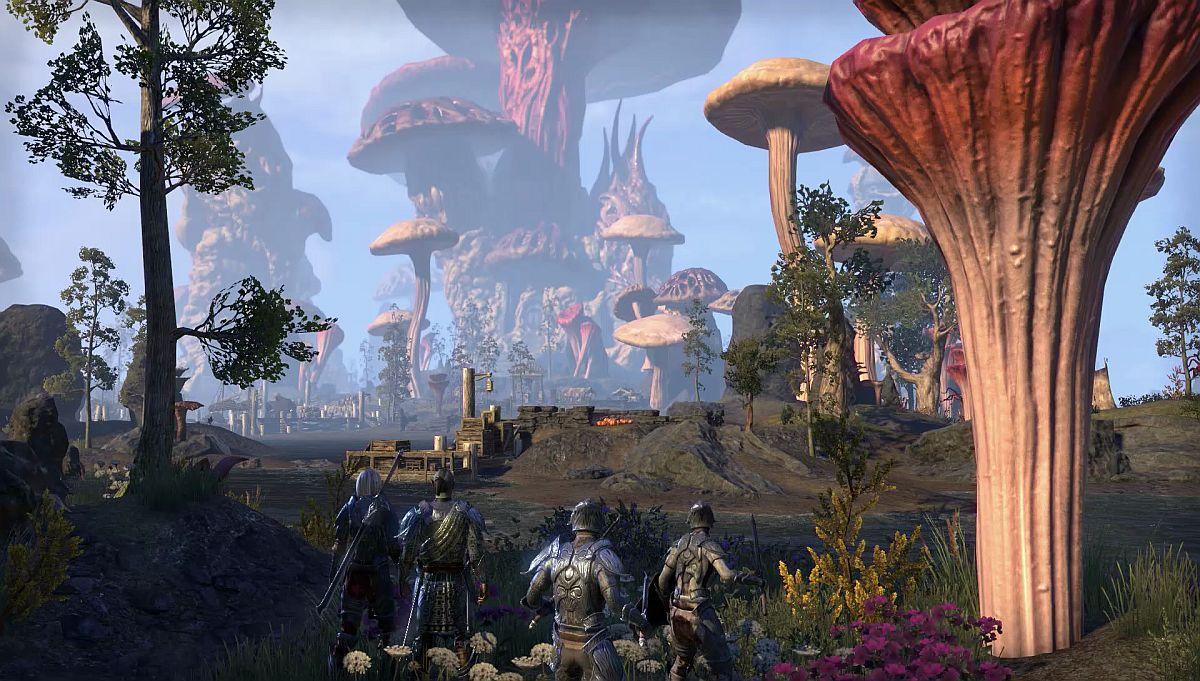 Está quase a chegar The Elder Scrolls Online – Morrowind