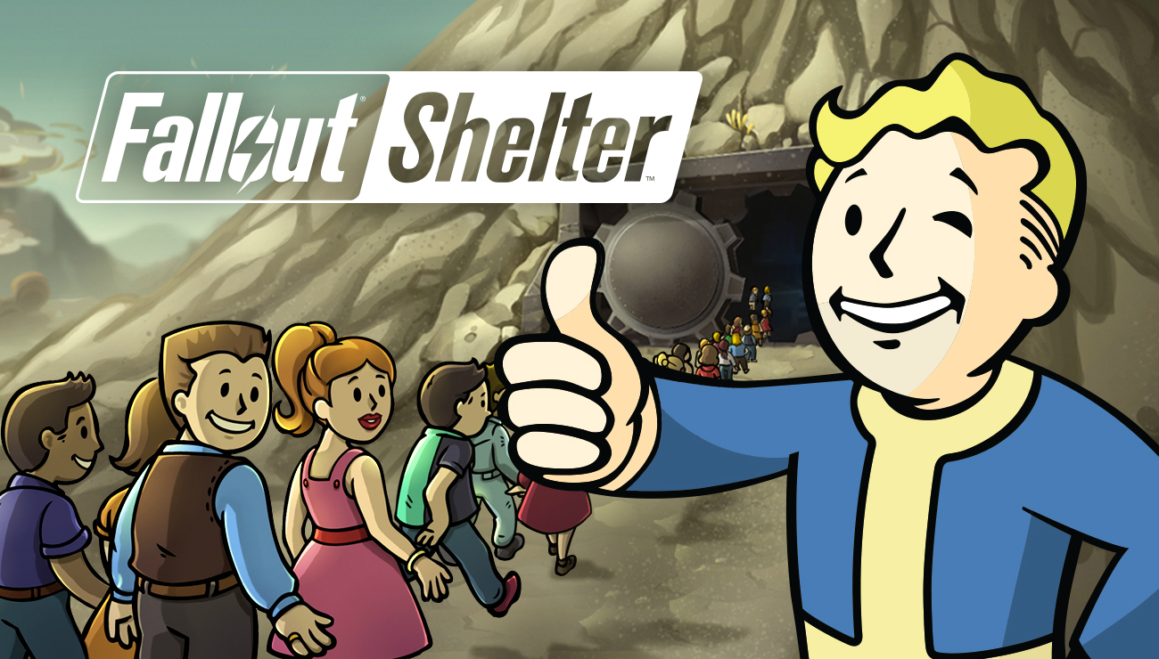 Fallout Shelter chega esta semana à Xbox One e Windows 10