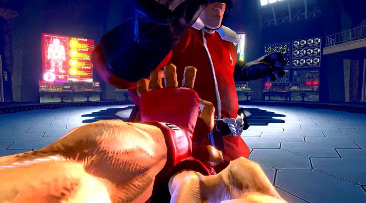 Ultra Street Fighter II da Switch traz um modo de jogo muito curioso